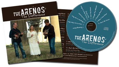 The Arenos Band-The Difference